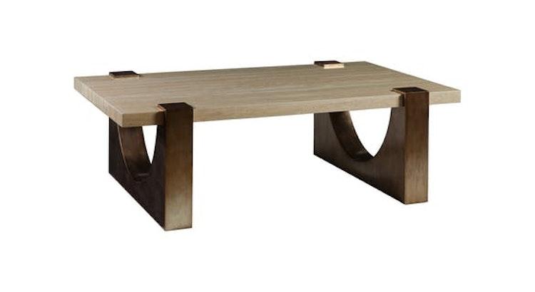 Style File: The Impressario Rectangular Cocktail Table