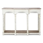 Woonden Console Table