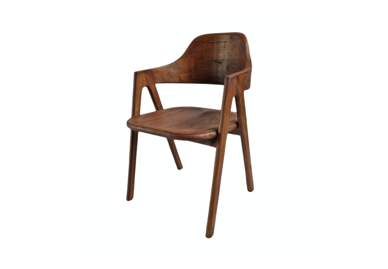 Elm Wood Deco Dining Chair Mix Furniture Boutique Furniture In