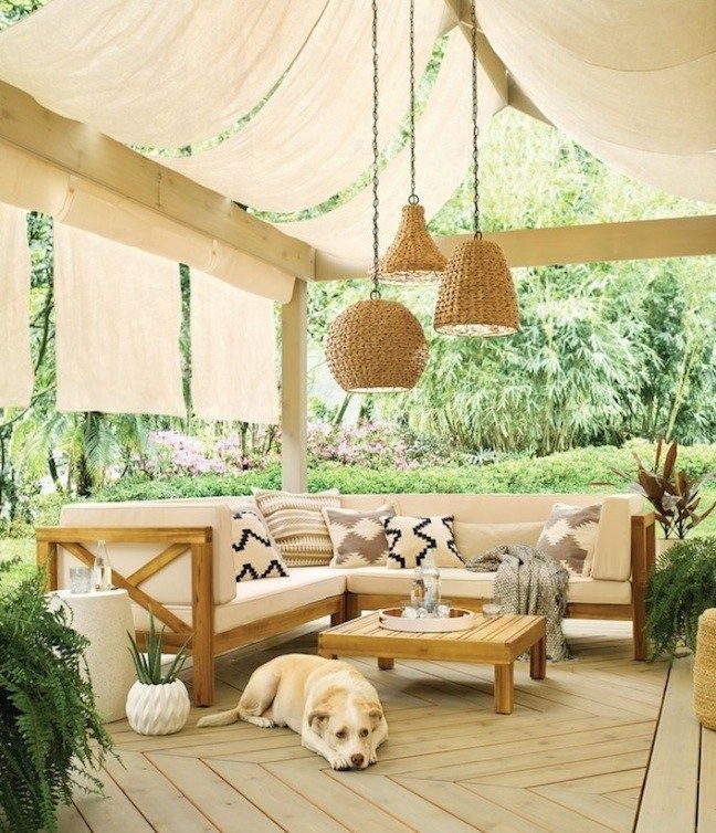 How to Create a Dreamy Outdoor Space!