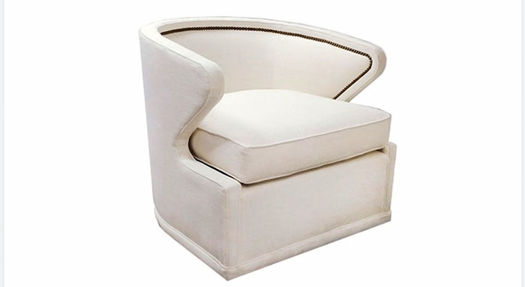 Say Hello To The Monroe Swivel Chair