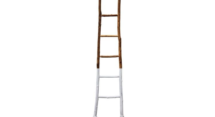 Versatile and Functional, Our Wood Ladder Is A Must Have!