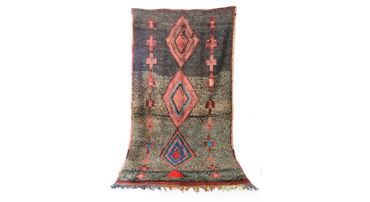 Fall In Love With The Menza Rug!