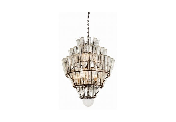 We Think the Arteriors Canton Chandelier is Divine! You will Too!