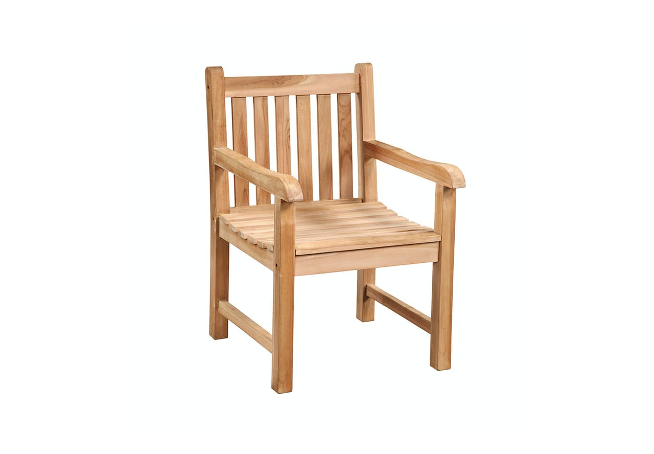 Teak Wood Outdoor Chair Mix Furniture Boutique Furniture In Los