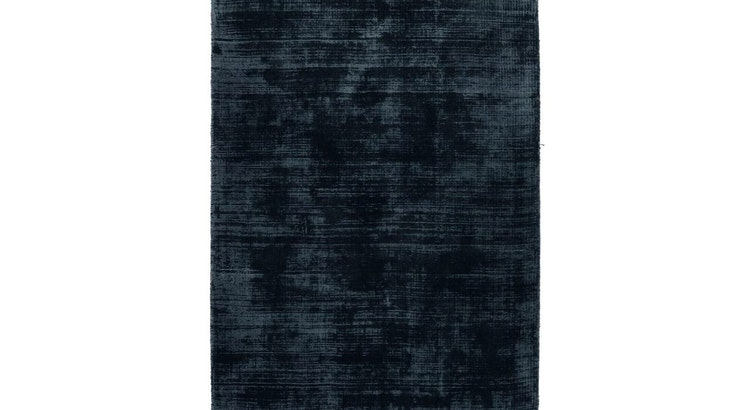 Fall In Love With The Berlin Distressed Ink Blu Rug!