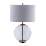 The Glass Globe Table Lamp
