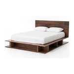 Parker Bookcase Bed - Queen Size