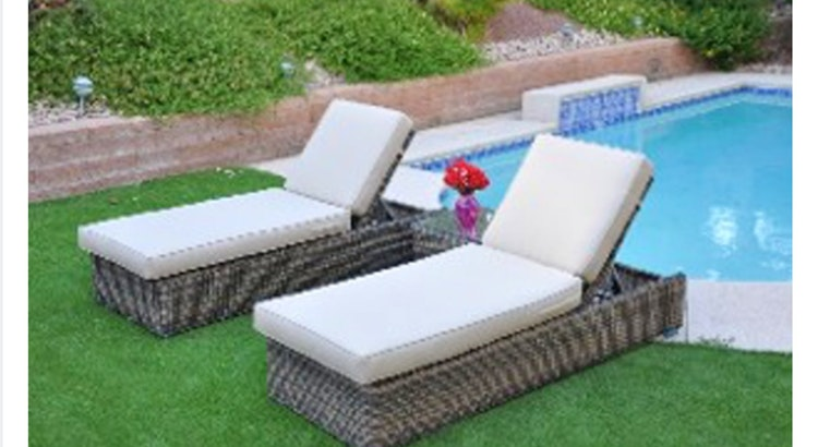 Our Outdoor Living Sets Are a Steel