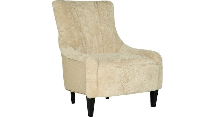 Don't Forget Our Fun and Fabulous Sheepskin Chair!