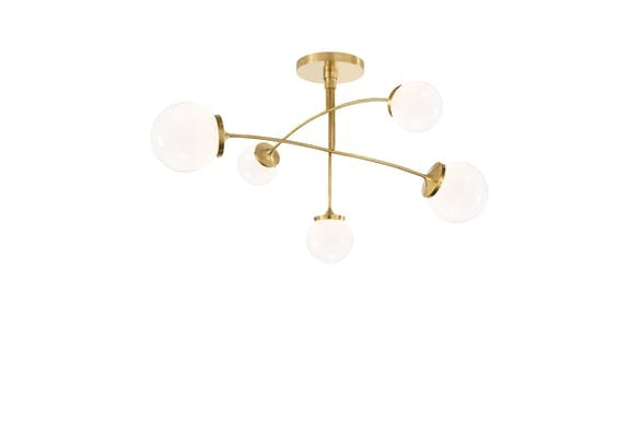 The Prescott Mobile Chandelier is Sensational!
