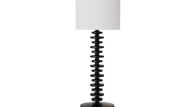 Enjoy Our Fishbone Table Lamp In Your Home Today!