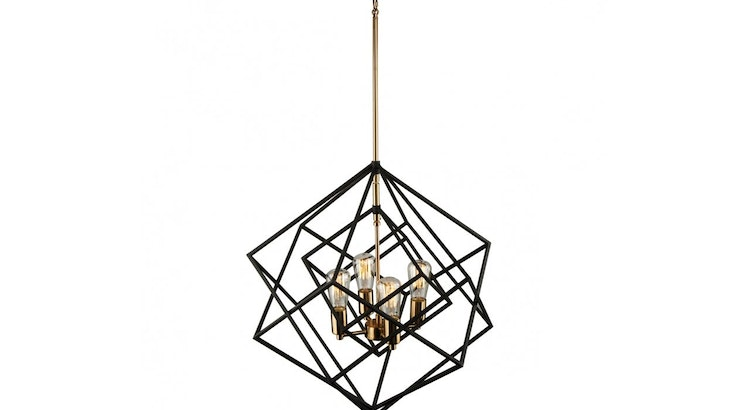 Modernize Your Decor With Our Stunning Chandelier!