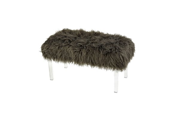 The Charleville Bench Is the Perfect Cozy Holiday Must Have!