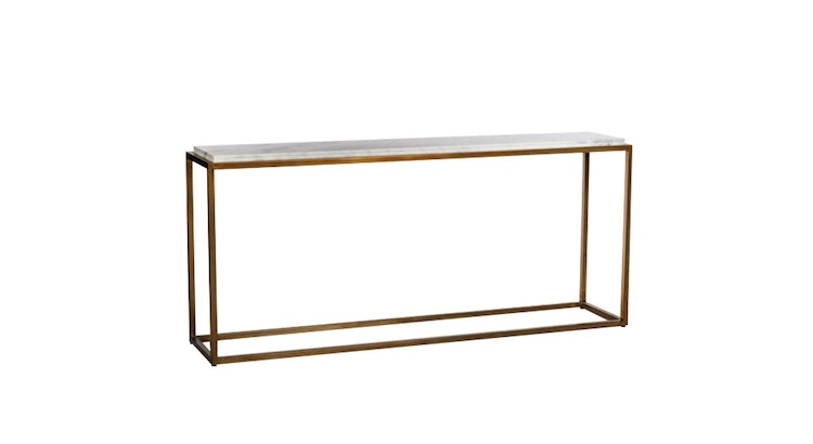 Introducing The Beckett Console Table!