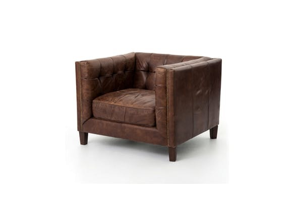 The Hemingway Club Chair is Oh So Cozy!