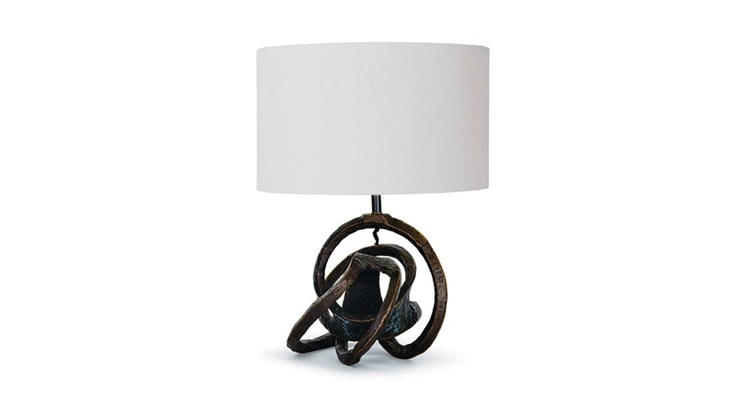 Get Ready to be Mesmerized by Our Knot Table Lamp!
