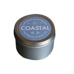 Coastal Travel Tin Soy Candle