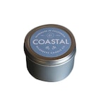 Coastal Travel Tin Soy Candle