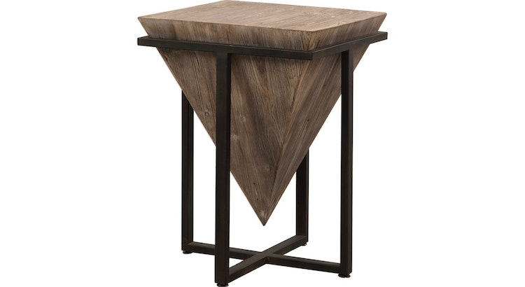Elevate Any Space With Our Unique Accent Table!