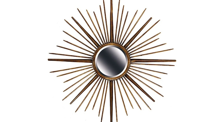 The Stunning Sunburst Mirror Is Our Pick Of The Week!