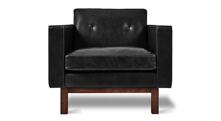 The Embassy Leather Chair Is So Gorgeous!