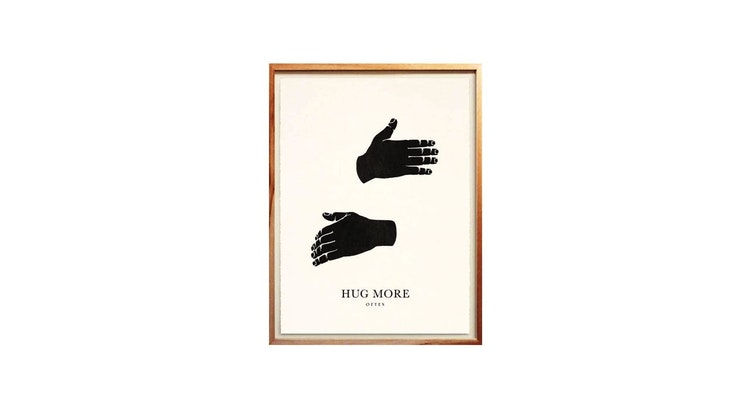 We Love This Inspiring Framed Print!