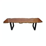Lychee Wood Dining Table