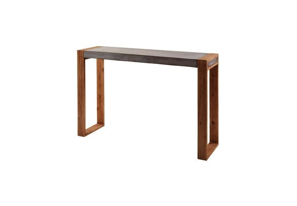 We Love This Cool Console Table!