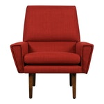 Kurt Ostervig Danish Style Lounge Chair