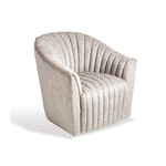The Pearl Velvet Occasional Chair