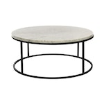 Paris Round Coffee Table