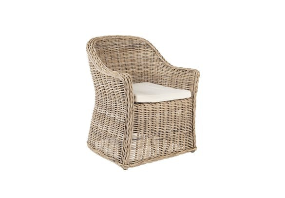 Fall In Love With the Palmer Wicker Chair!