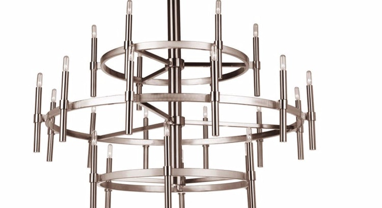 Introducing The Encore Chandelier!