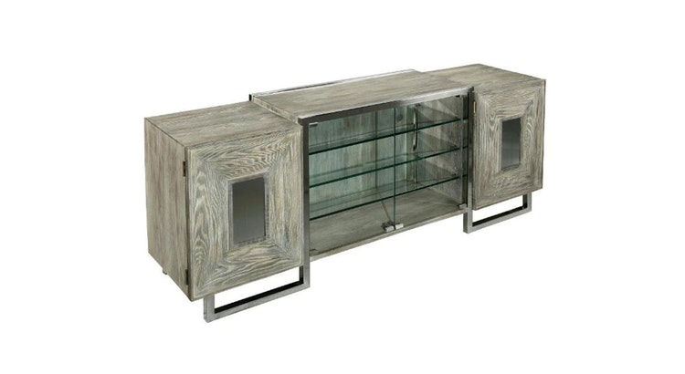 Check Out The Adler Entertainment Console!