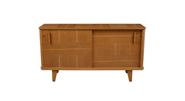Introducing The Vintage French 1930's Art Deco Cabinet!