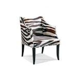 The Metropolitian  Accent Chair