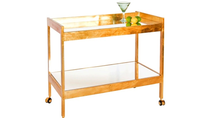 The Roland Bar Cart is Drool Worthy!