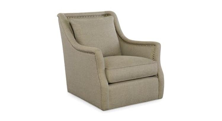 Our Fabulous CR Laine Floor Model Swivel Chair Is On Sale!