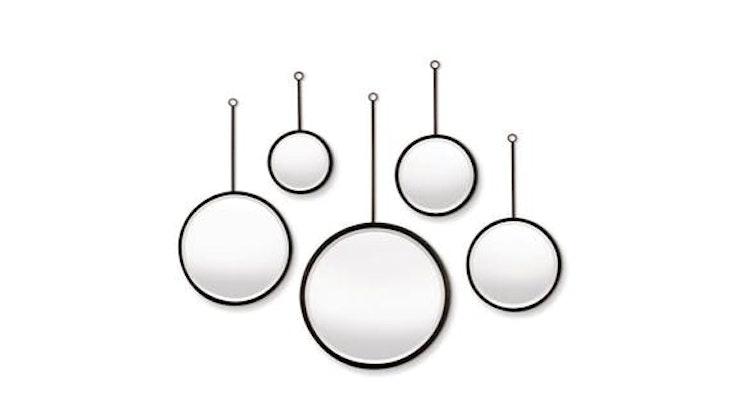 We Love the Maison Noir Pendulium Mirrors!