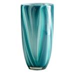 Turin Vase Blue & Green Small