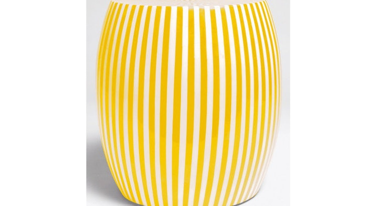 Brighten Up Your Space With The Janson Stool Side Table!