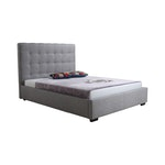 Solid Pine Queen Bed