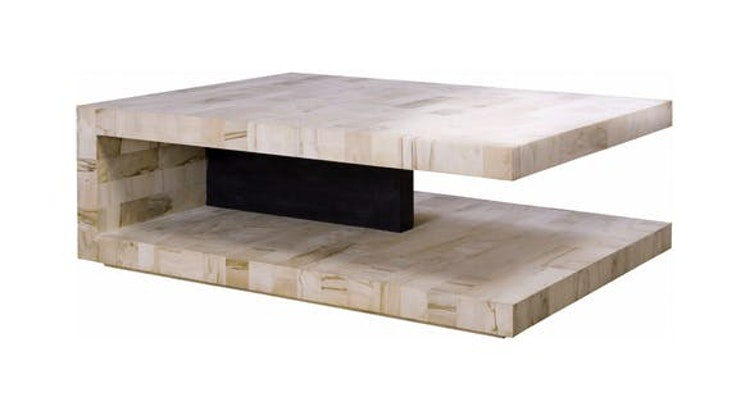 This Weeks Style File: The Milpa Burl Coffee Table!