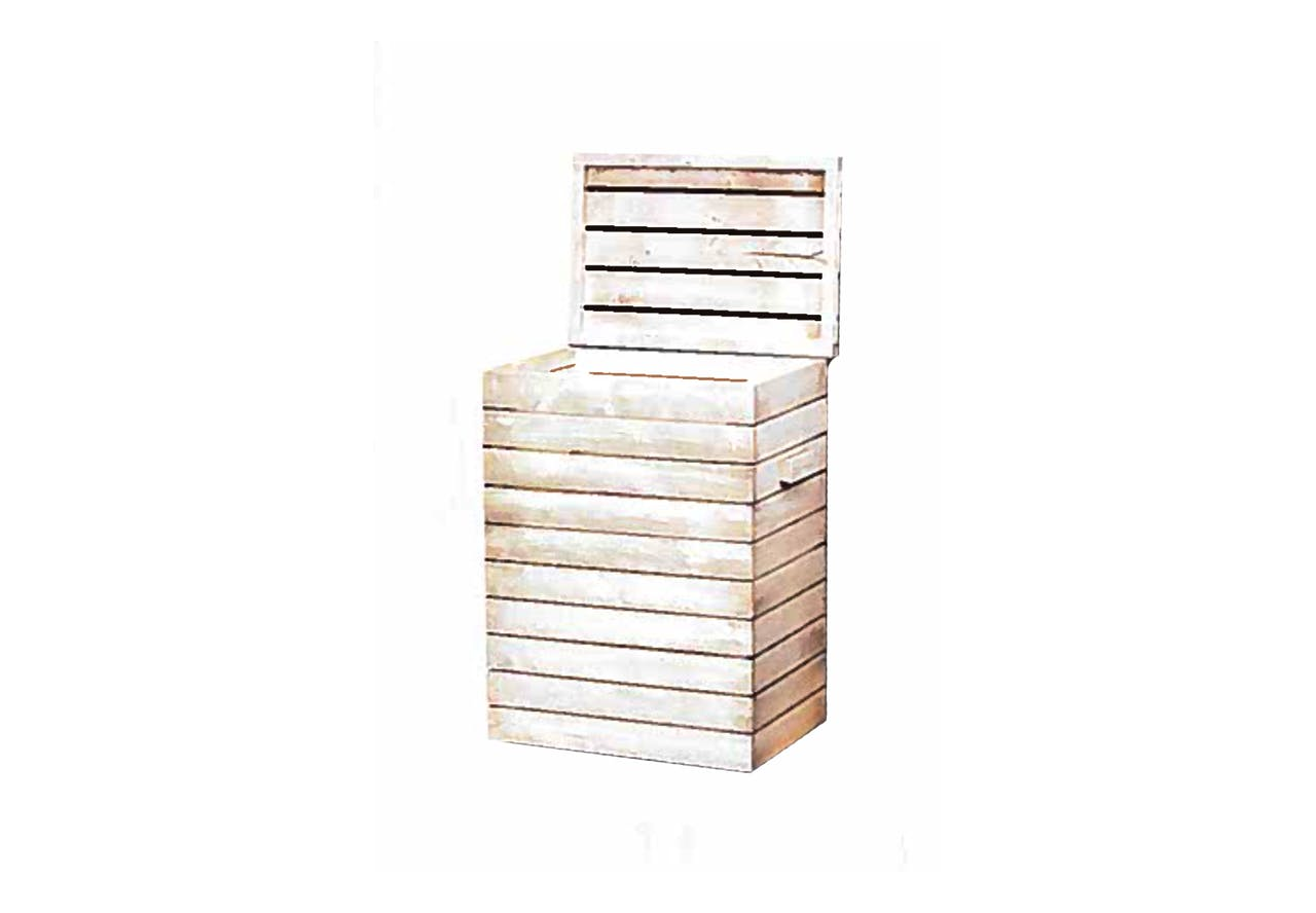 Crate Style Hamper