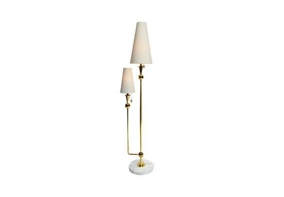 We Love the Jonathan Adler Floor Lamp!