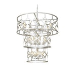 The Diamond Chandelier (Three Tiers)