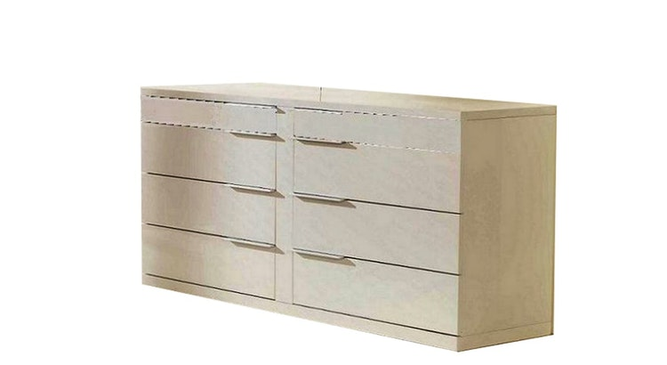 The Aron Modern White Dresser Is Not To Be Missed!