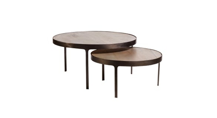 Introducing the Dover Nesting Coffee Tables!
