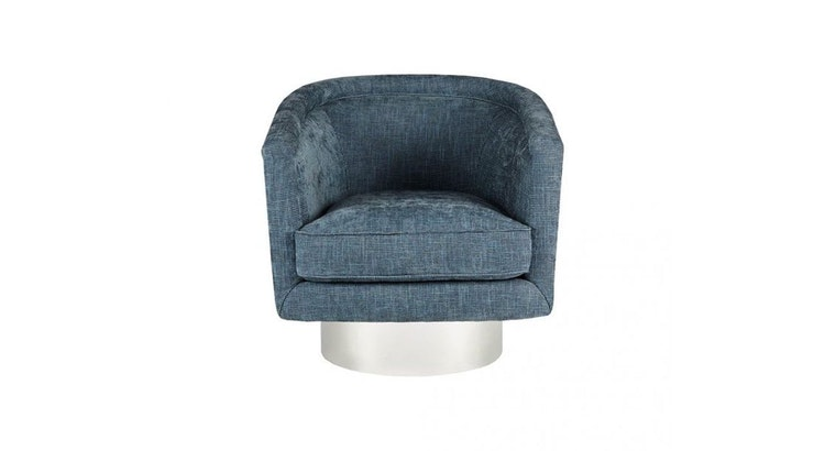Check Out The Bardot Swivel Lounge Chair!
